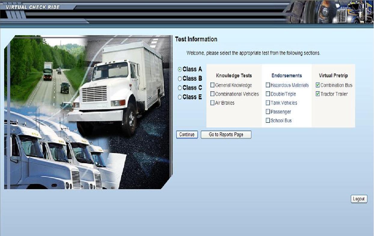 Tractor Trailer Pre Trip Inspection Diagram Pdf Integration Of Computer Based Virtual Check Ride System Pre