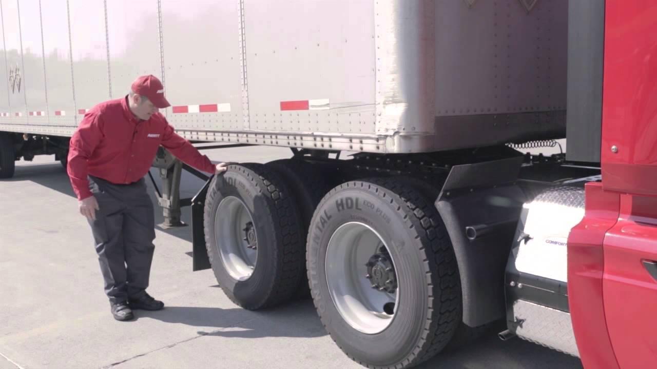 Tractor Trailer Pre Trip Inspection Diagram Pre Trip Inspection Video Averitt Express