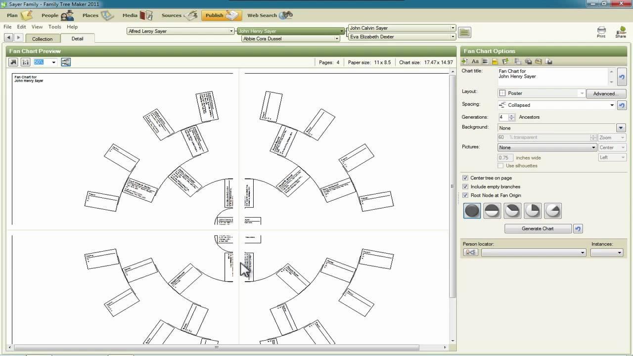 Tree Diagram Maker Family Tree Chart Maker Erhayasamayolver