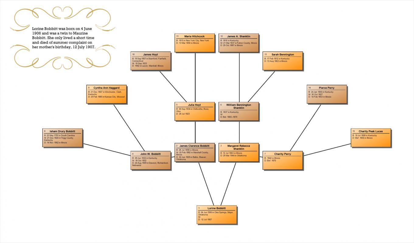 Tree Diagram Maker Family Tree Chart Maker Template Business