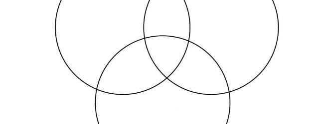 Triple Venn Diagram Online Venn Diagram Maker Lucidchart