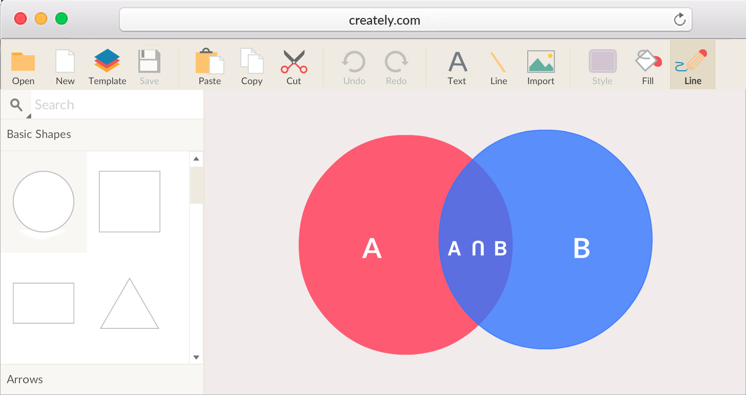 Venn Diagram Maker Generate Venn Diagram Pelityasamayolver