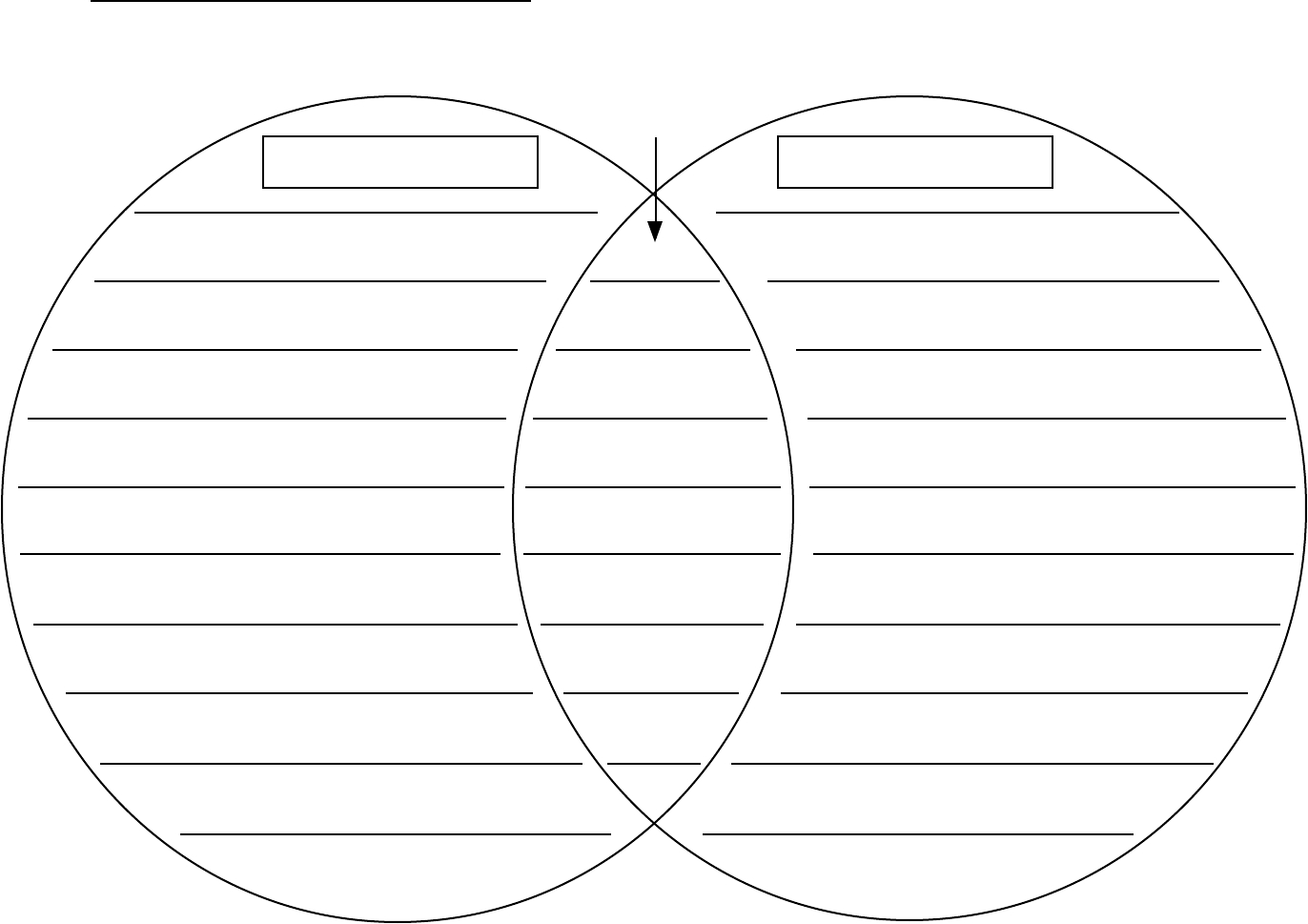 Venn Diagram Template Venn Diagram Template Doc Templates For Everyone