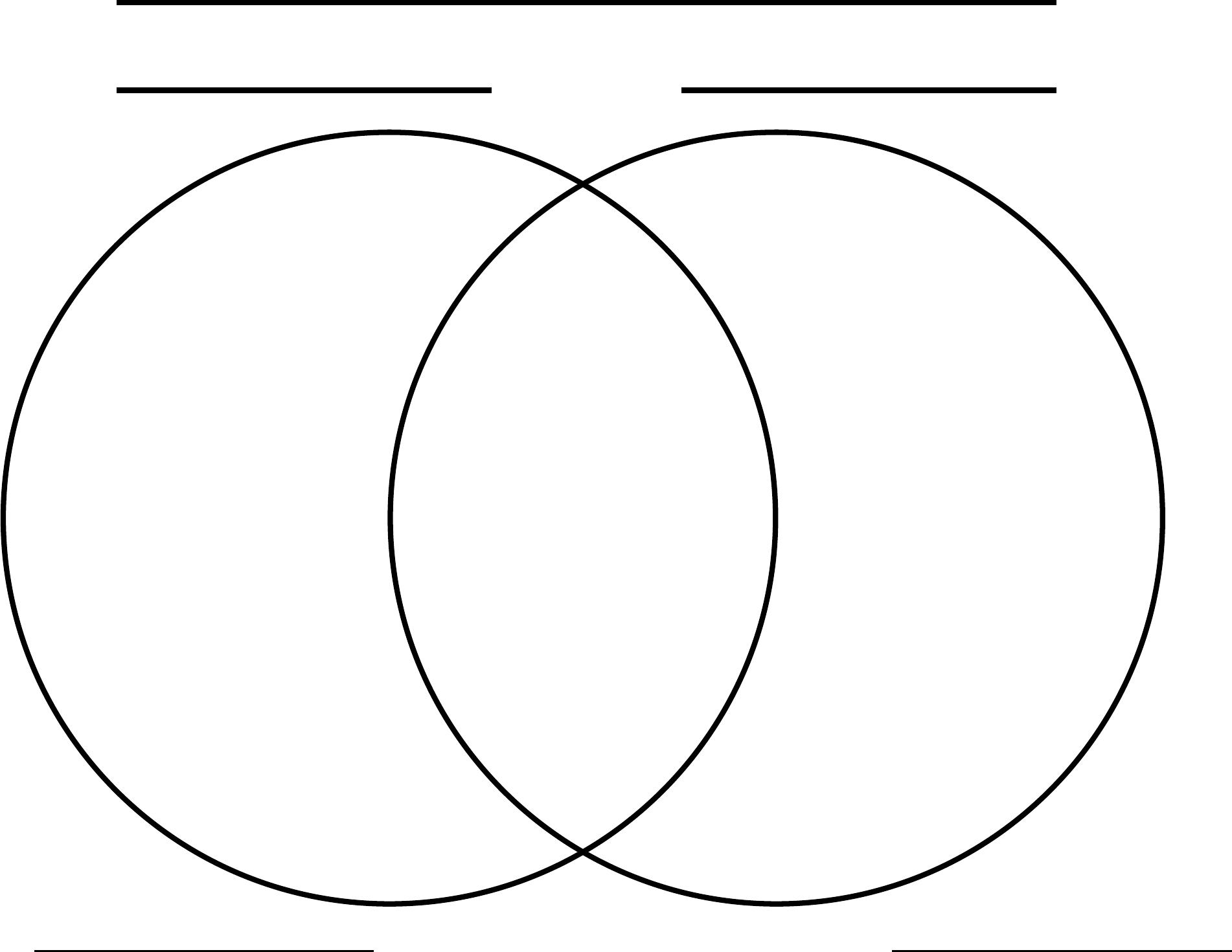 Venn Diagram Template Venn Diagram With Lines Template Pdf Erhayasamayolver
