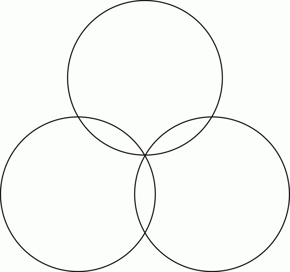 Venn Diagram Worksheet 3 Circle Venn Diagram Worksheet The Best Worksheets Image Collection