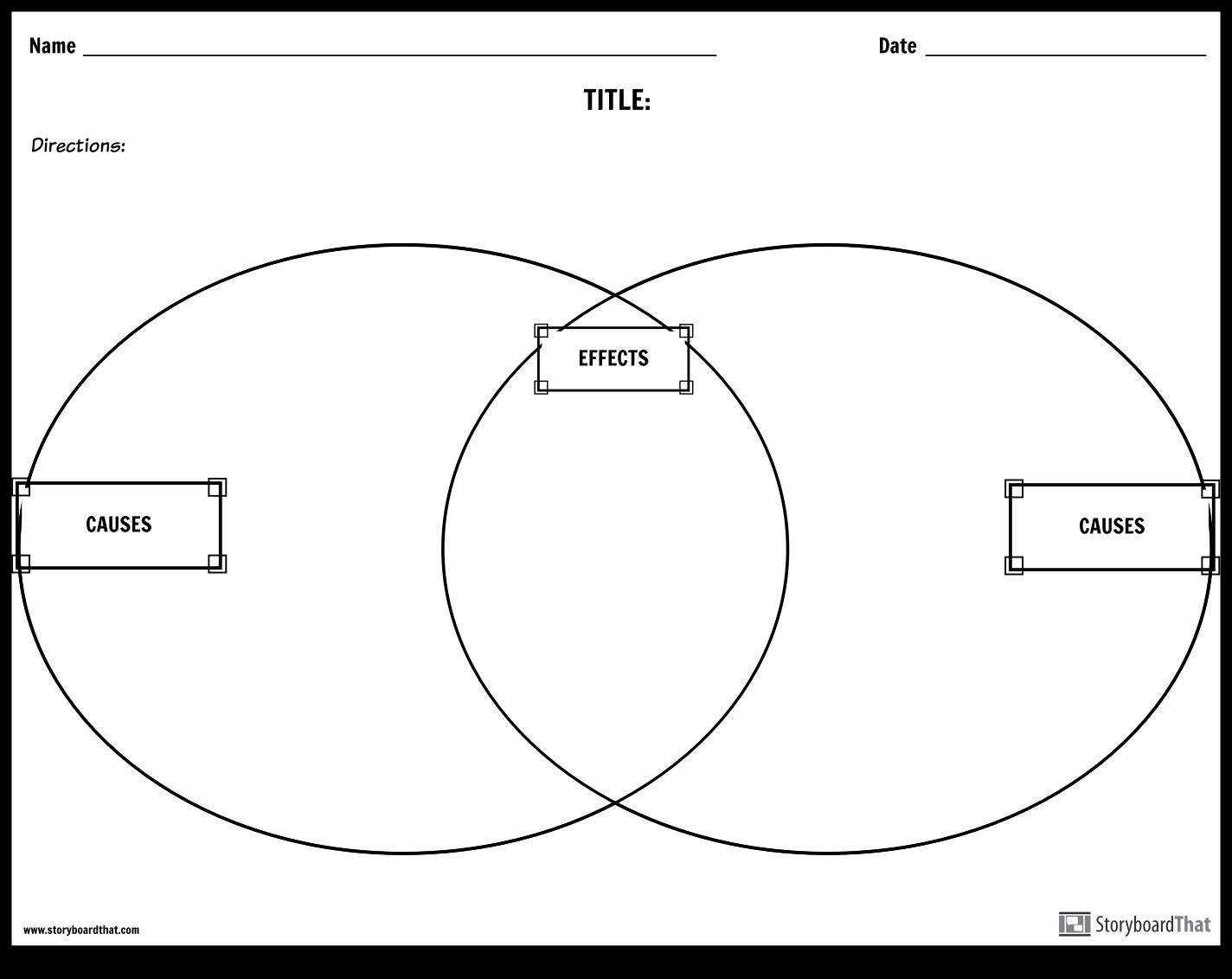 Venn Diagram Worksheet Venn Diagram Storyboard Worksheet Templates
