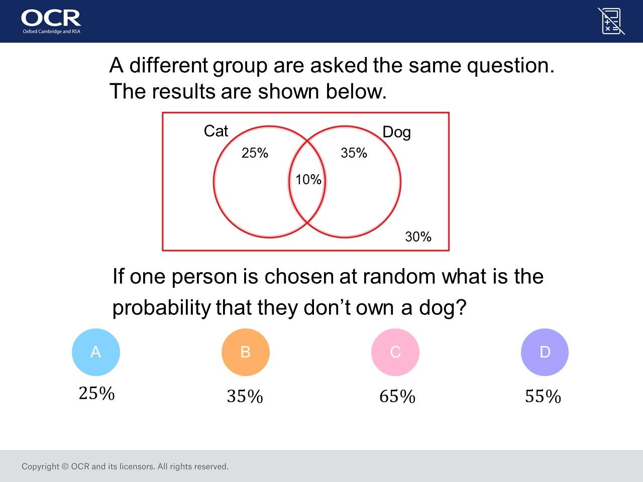 Venn Diagram Worksheet Venn Diagrams Foundationhigher Gcse Maths Question Of The Week