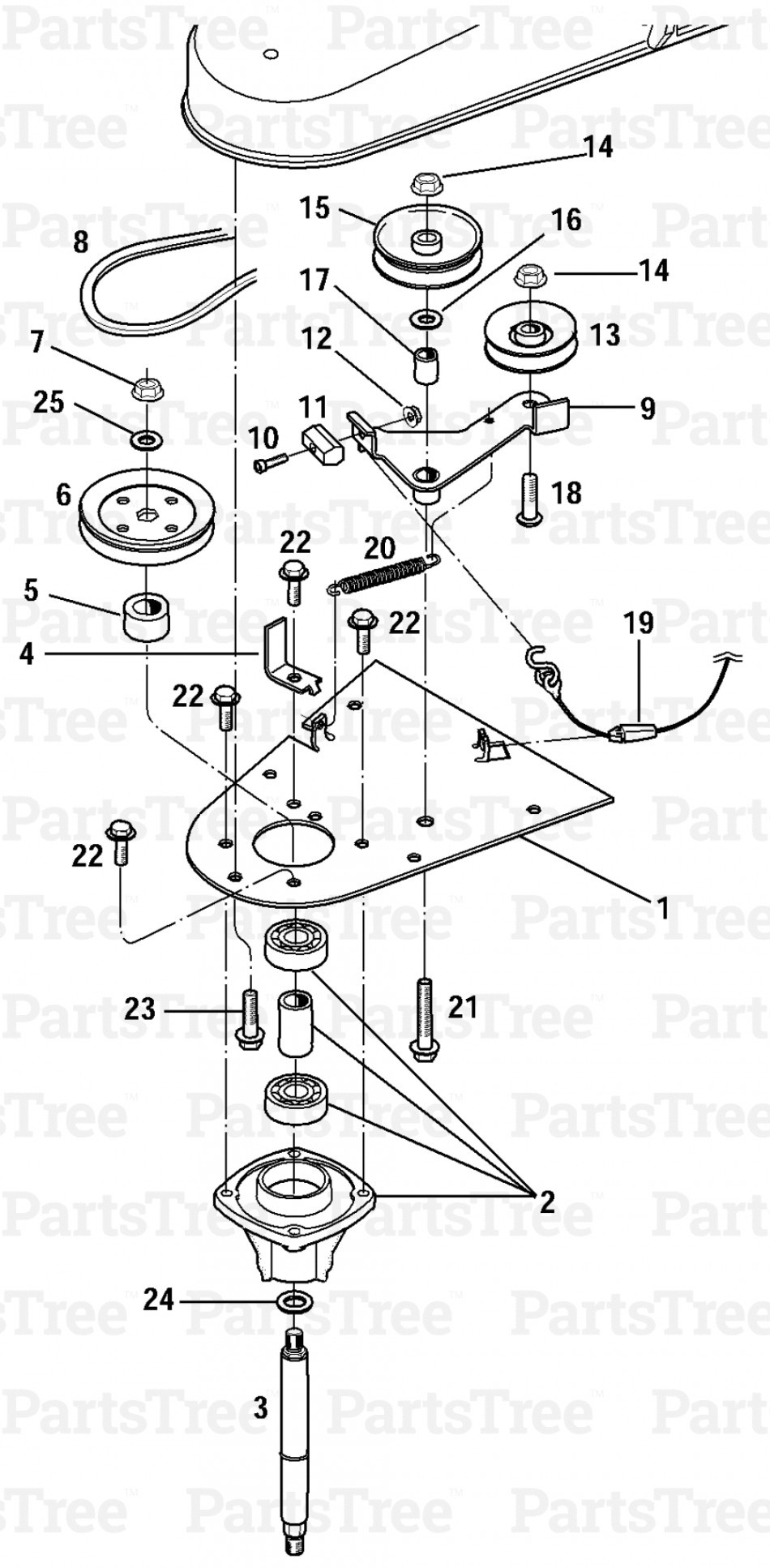 Woods Mower Parts Diagrams Troy Bilt Lawn Mower Parts Diagram Woods Mower Electrical Diagram