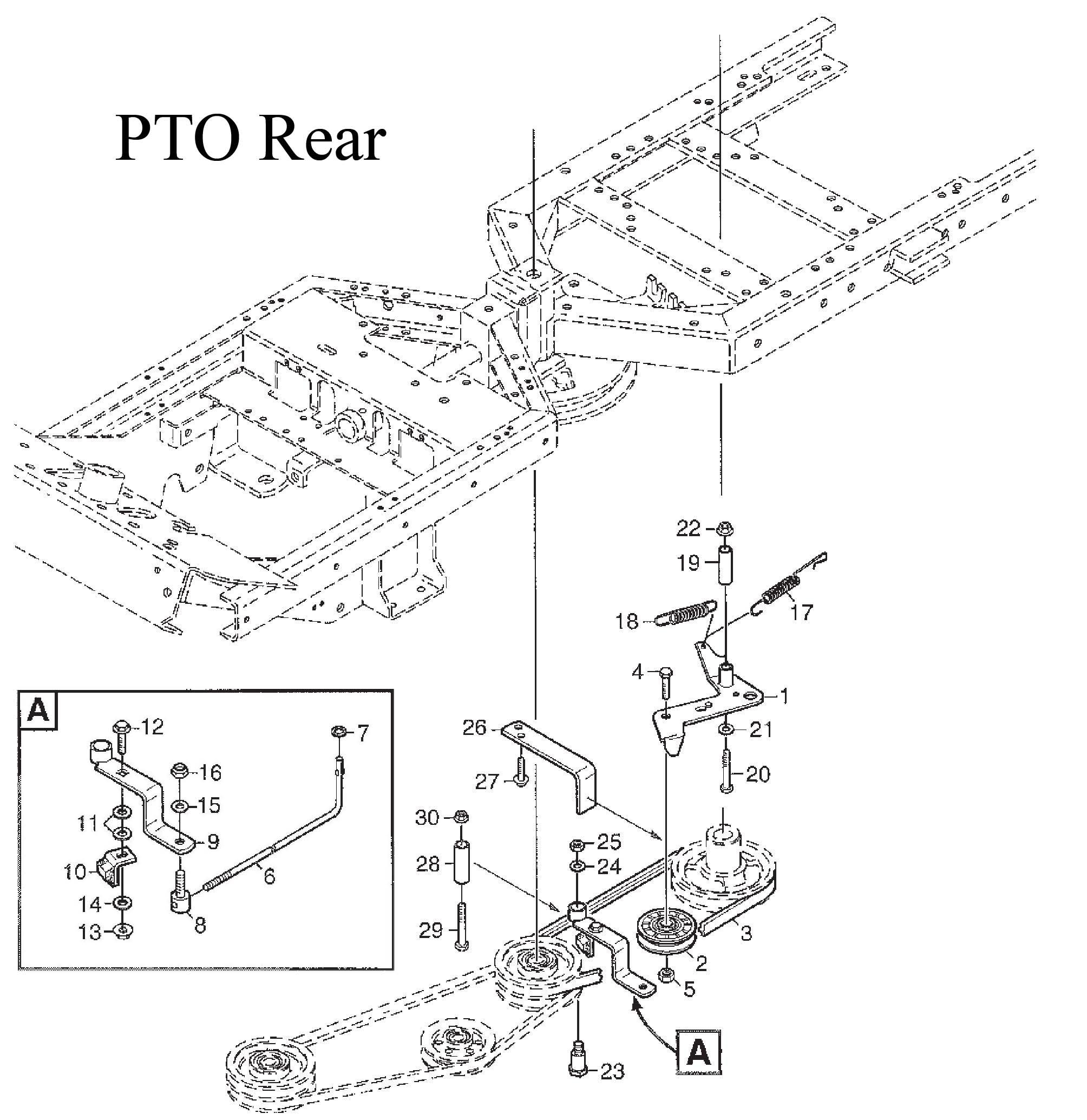 Woods Mower Parts Diagrams Woods Mower 1250 Manual